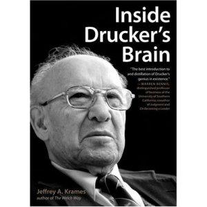 drucker brain